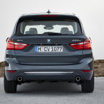 BMW 2 Series Gran Tourer зад