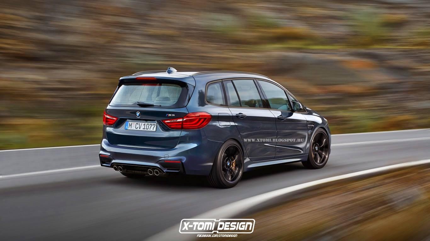 BMW 2M Gran Tourer