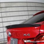 BMW X4 углерод