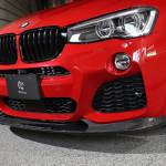 BMW X4 бампер
