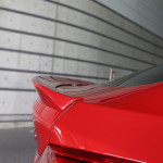 BMW X4 антикрыло
