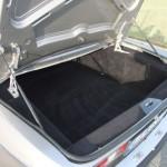 BMW E9 M5 багажник