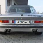 BMW E9 M5 зад
