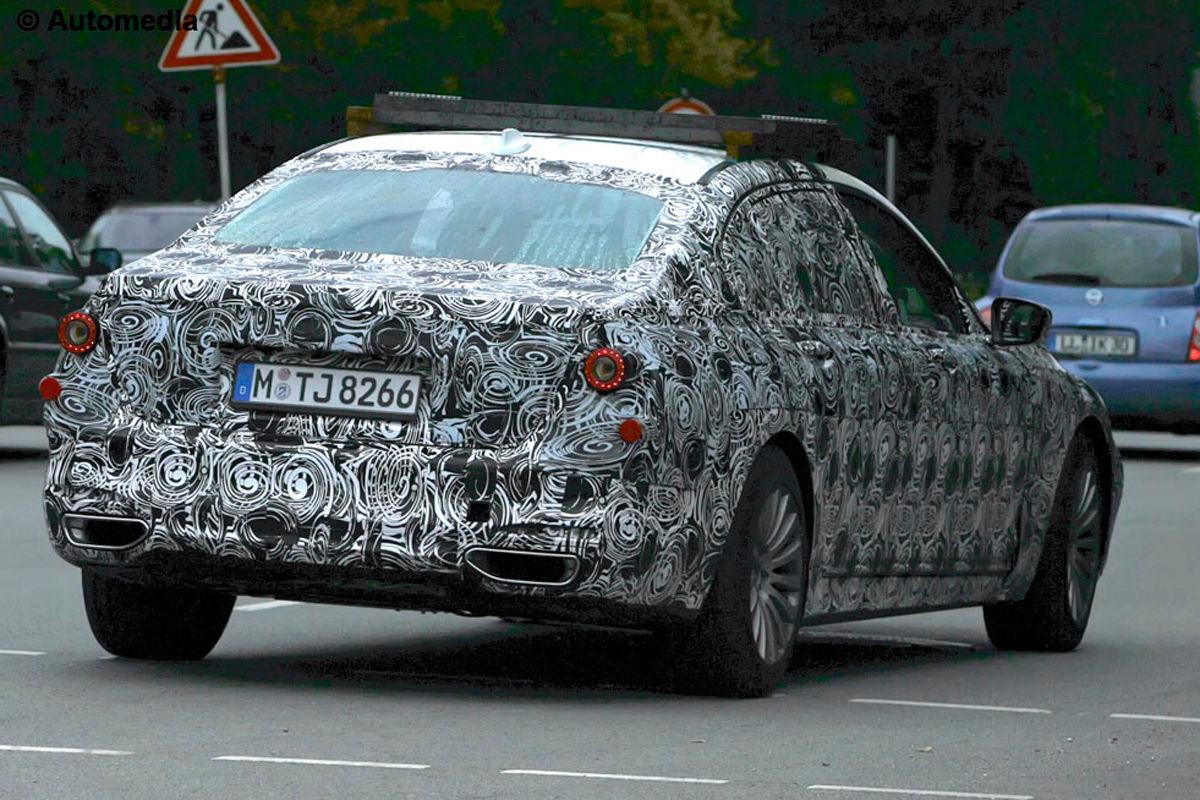 BMW X7 зад