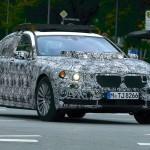 BMW X7 перед