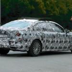 BMW X7 задняя часть