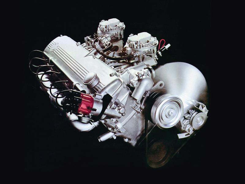 рядные двигатели