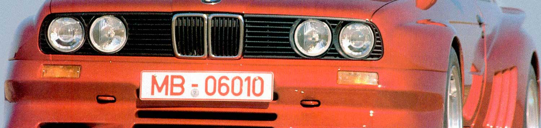 Frick Sport BMW e30