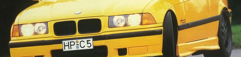 H&H Motorsport BMW M3 E36 4.4