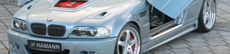Hamann BMW e46