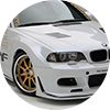 HPF BMW M3 Turbo Stage 4 (E46)