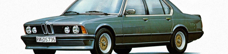 BBS BMW 735i E23