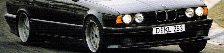 Kailine BMW 535
