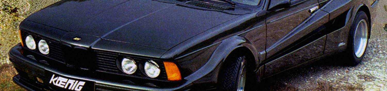 Koenig BMW 6 e24