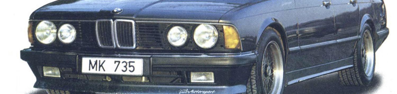 MK-Motorsport BMW E23 735
