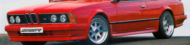 Zender BMW M635CSi E24