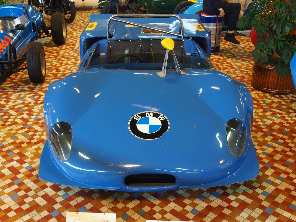 1968 Costin Nathan-BMW ALPINA Spyder