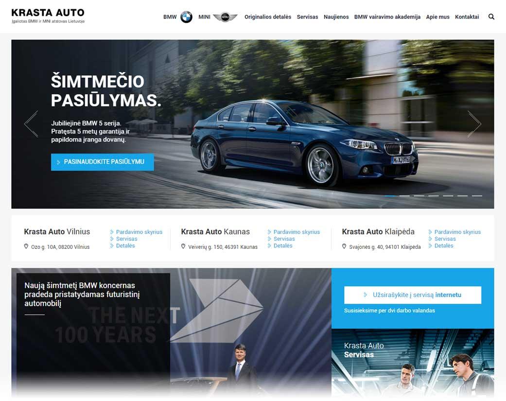 Krasta Auto Vilnius, Ozo g. 10A,Vilnius