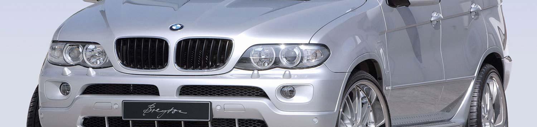 Breyton BMW E53 zastavka