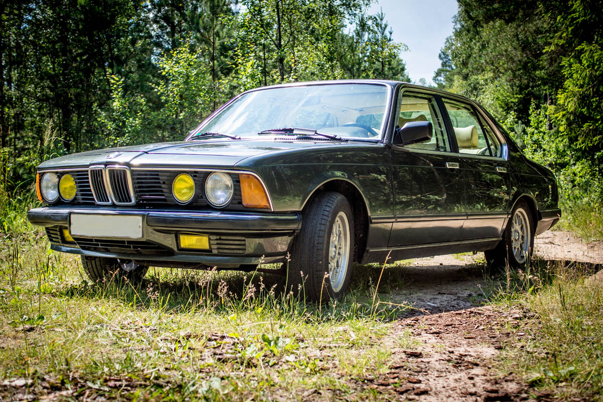 bmw Highline e23