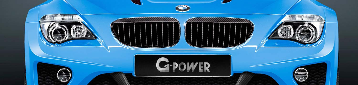 G-power BMW e63