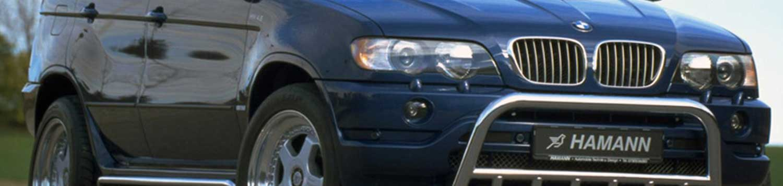 Hamann BMW e53
