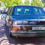 retro rally belarus ГАЗ