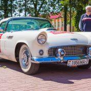 retro rally belarus форд