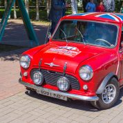 retro rally belarus Mini