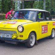 retro rally belarus Трабант