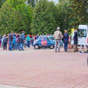 retro rally belarus BMW