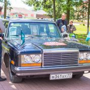 retro rally belarus зил