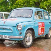 retro rally belarus ЗАЗ