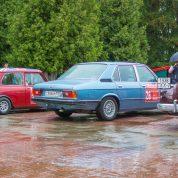 retro rally belarus BMW E12