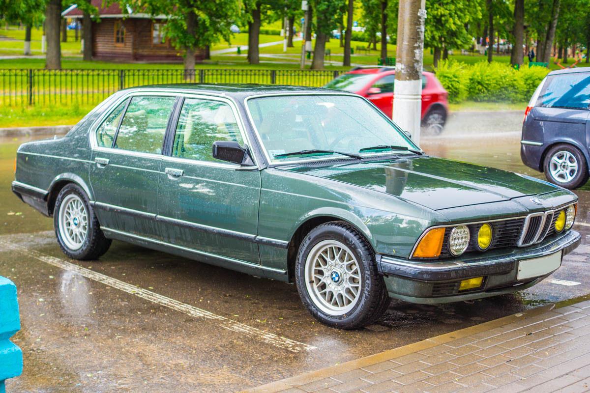 BMW e23 ГУР