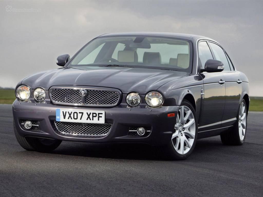 2007 Jaguar XJ (X358)