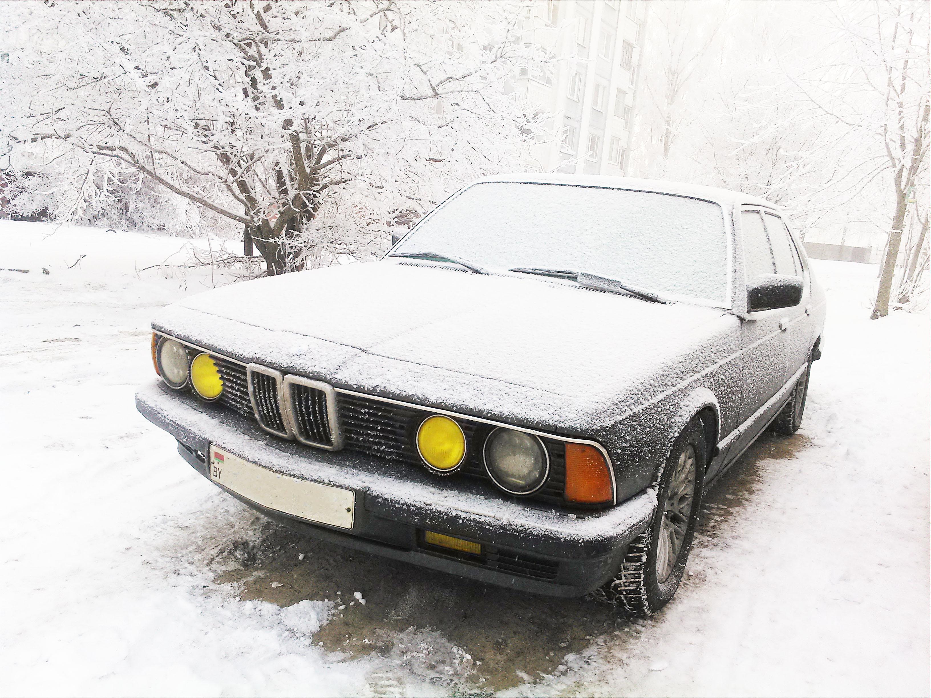 Eni i-Sint 5W-40 отзыв зимой